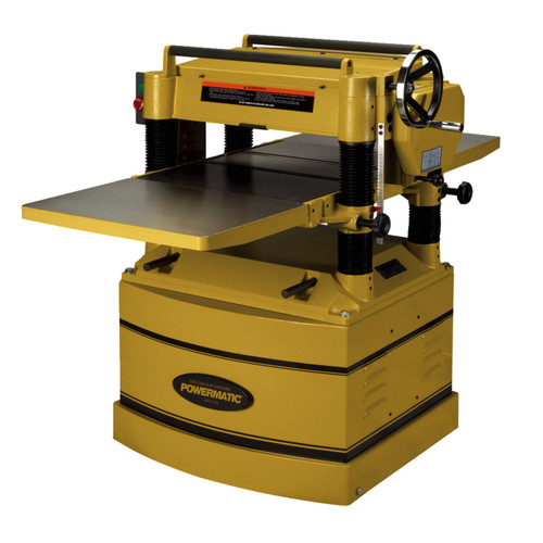 "Powermatic 209, 20"" Planer, 5HP 3PH 230/460V"