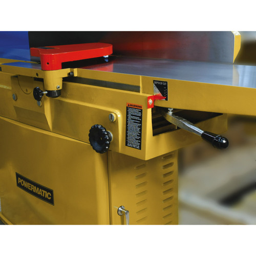 "Powermatic 1285, 12"" Jointer, 3HP 1PH 230V"