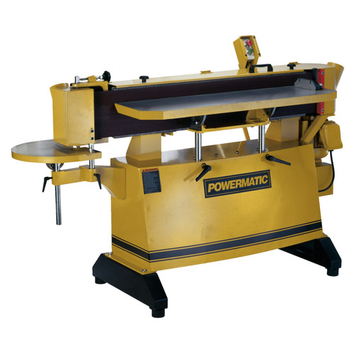 Powermatic OES9138 Oscillating Edge Sander, 3HP 3PH 230/460V