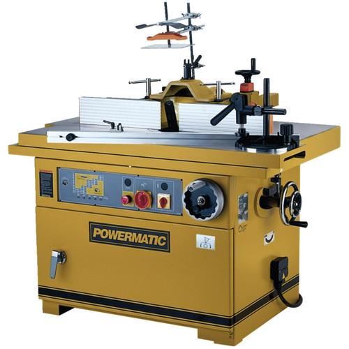 Powermatic TS29 Shaper, 7.5HP 3PH 230/460V, Sliding Table