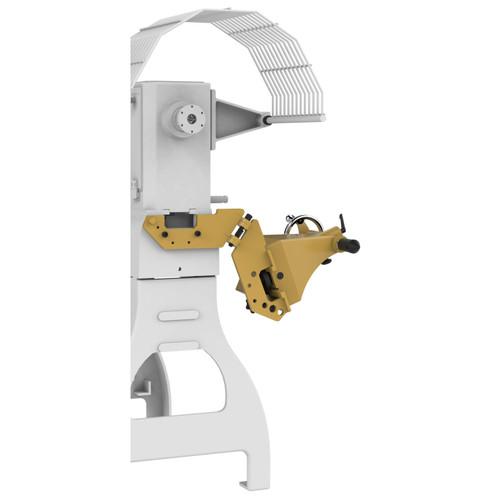 Powermatic 4224B Lathe Tailstock Swing Away