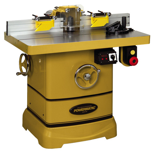 Powermatic PM2700 Shaper, 3HP 1PH 230V, DRO, Casters