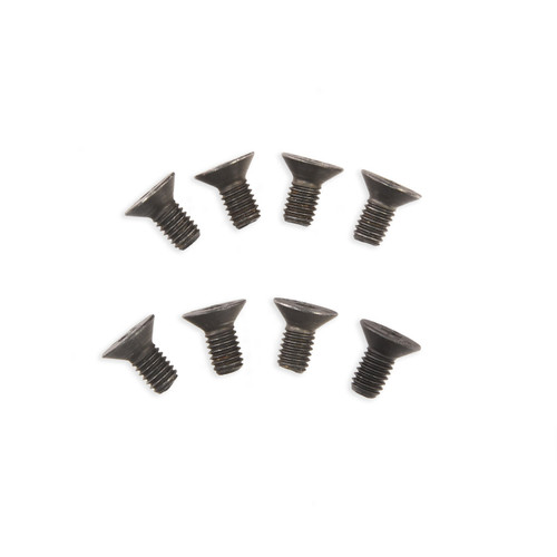 Hurricane Replacement Screws for the HTC100/125 Standard and Large Dovetail Jaws, 8 Pack