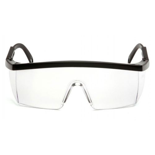 Pyramex Integra Series Safety Glasses with Anti-Fog Lens, 12 Pack
