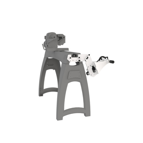 """Jet, Tailstock Swing Away for 14"""" and 16"""" Lathes"""