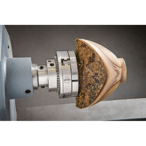 Axminster Woodturning Expanding Pin Chuck Jaws