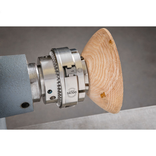 Axminster Woodturning SK80 Dovetail Jaws Type C