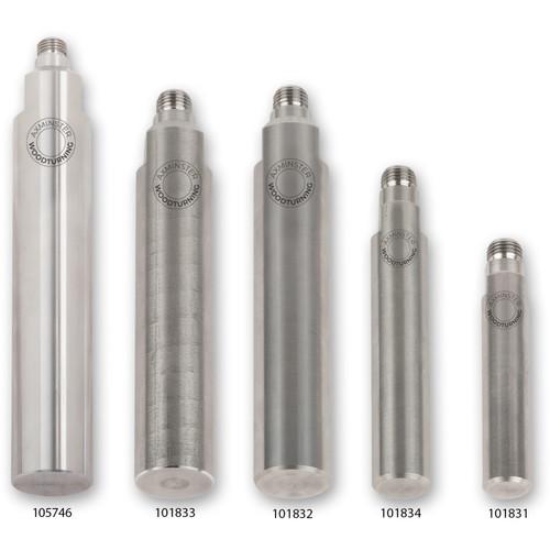"Axminster, Modular Tool Rest Post, 5/8"" Dia. x 3 1/2"" Long (16mm x 90mm)"