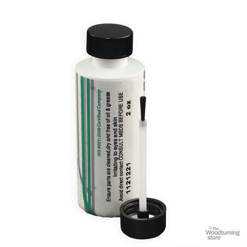 Parfix 1122 Debonder for CA Glue, 2 Oz Bottle with Brush Cap