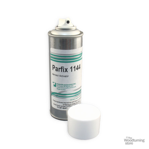 Parfix 1144 Spray Activator for CA Glue, 6 Oz Aerosol Spray Bottle