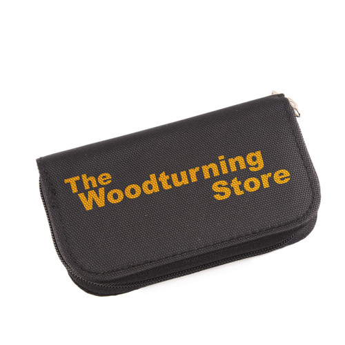 The Woodturning Store, Carbide Cutter Pouch / Holder