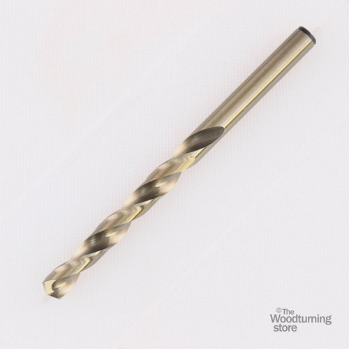Cle-line, M42 Cobalt Drill Bit, 8.00mm, 135 Degree Split Point