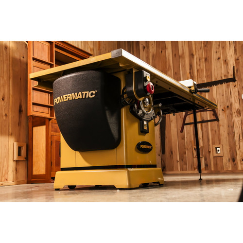 """Powermatic, PM2000, 10"""" Tablesaw, 5HP 3PH 230/460V, 50"""" Accu-Fence System, Router Lift"""