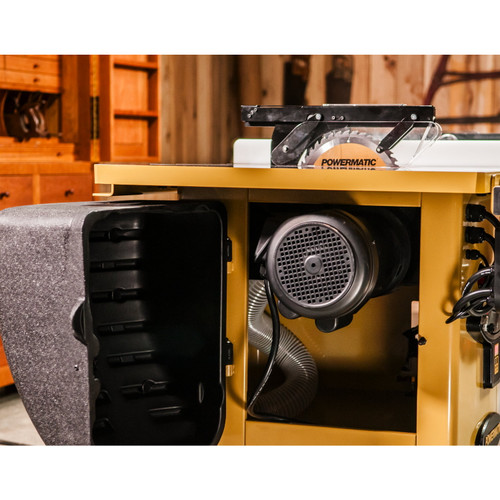 "Powermatic, PM2000, 10"" Tablesaw, 5HP 1PH 230V, 30"" Accu-Fence System"