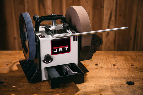 """Jet, 10"""" Variable Speed Wet Sharpener with Accessories"""