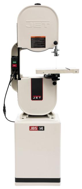"Jet, 708115K, 14"" Closed Stand Bandsaw, 1HP, 1Ph, 115/230V"