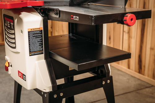"""Jet, JJP-10BTOS, 10"""" Jointer / Planer Combo with Stand"""