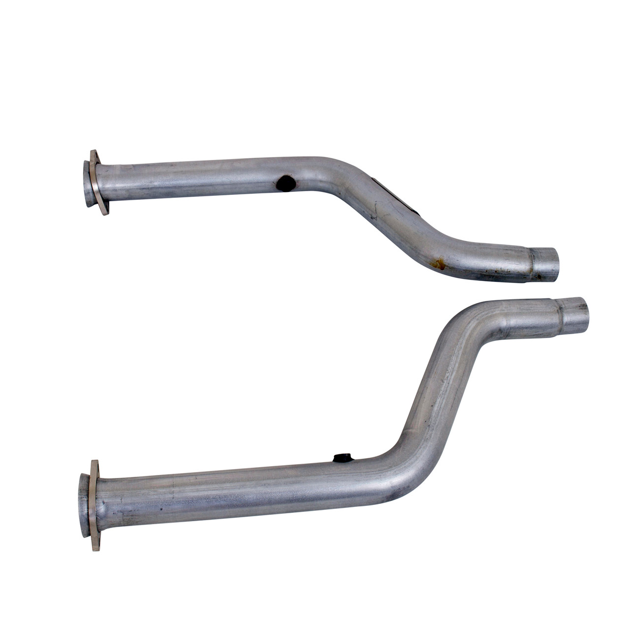 BBK 1636 2-3//4 Short Off-Road X-Pipe for Ford Mustang