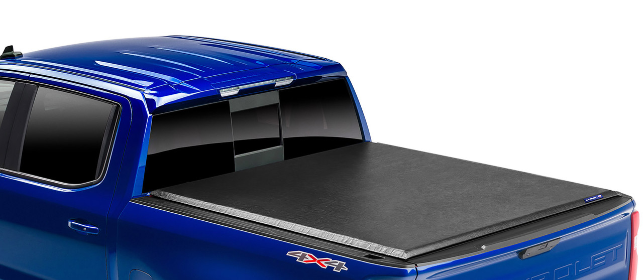 Lund 02 17 Dodge Ram 1500 5 5ft Bed Genesis Roll Up Tonneau Cover Black 96065 Complete Street Performance