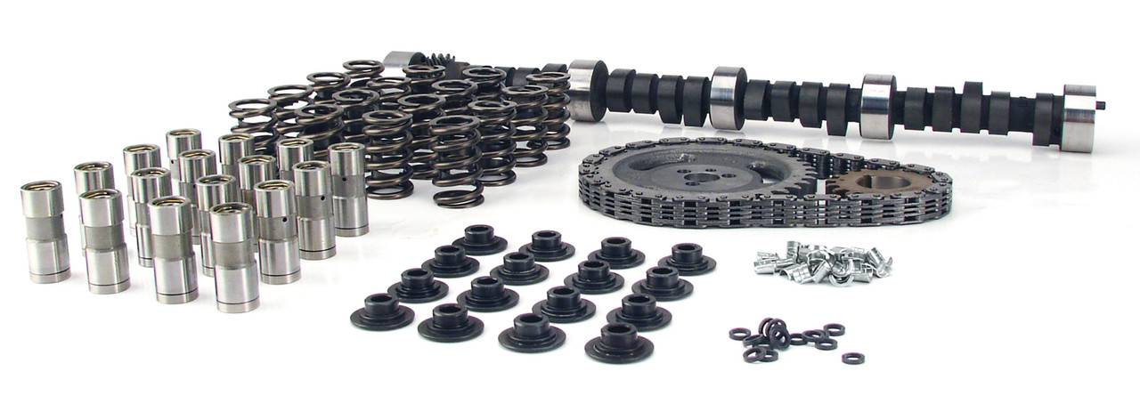 COMP Cams K12-675-4 Xtreme Energy 224//230 Solid Flat Cam K-Kit for Chevrolet Small Block