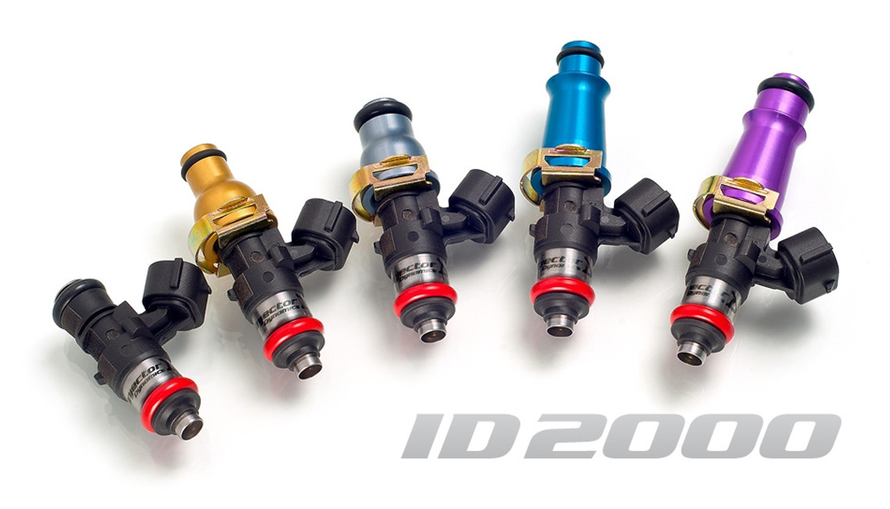 Injector Dynamics ID2000 High Flow Performance Fuel Injectors (Set of 8) -  GM LS3/LS7/L76/L92/L99/LSA/LS9