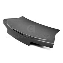 Anderson Composites AC-TL14CHCAM-OE-DRY - 14-15 Chevrolet Camaro Type-OE Dry Carbon Decklid