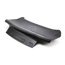 Anderson Composites AC-TL15FDMU-DRY - 15-17 Ford Mustang Type-OE Dry Carbon Decklid