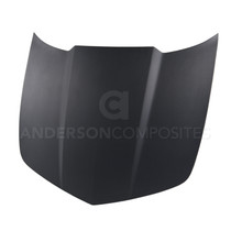 Anderson Composites AC-HD1011CHCAM-OE-DRY - 2010-2013 Chevrolet Camaro Type-OE Style Dry Carbon Hood