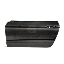 Anderson Composites AC-DD15FDMU - 15-16 Ford Mustang Doors (Pair)