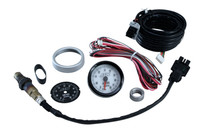 AEM 30-5130 - Wideband Air/Fuel Gauge 8.5 to 18:1AFR with Analog Face