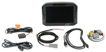 AEM 30-5703 - CD-7 Logging GPS Enabled Race Dash Carbon Fiber Digital Display w/o VDM (CAN Input Only)