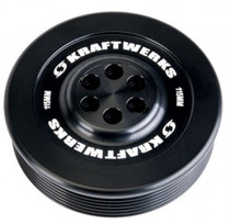 KraftWerks 159-99-1157 - Supercharger Pulley - 115mm 7 Rib