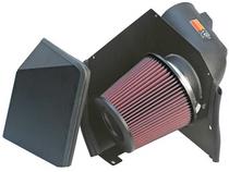 K&N 57 Series Generation II FIPK - 2005-2007 Silverado and Sierra Duramax (6.6L LBZ with Round Filter) - 57-3000