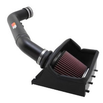 K&N 63 Series AirCharger Air Intake System, 2011-2012 Ford-250/350, 6.7L - 63-2582