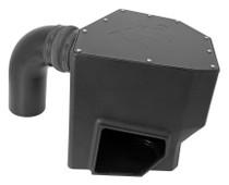 K&N Blackhawk Cold Air Intake w/ Dryflow Filter- 2011+ Ford Super Duty 250/350/450/550 (6.7L Powerstroke Diesel) - 71-2582