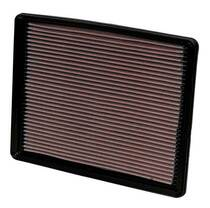 K&N Factory Replacement Air Filter - 1999+ GM Full Size Truck & SUV (4.3L, 4.8L, 5.3L) - 33-2129