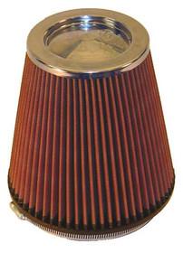 K&N Replacement Air Filter for FIPK Intake System - 1999-2004 Silverado/Sierra 1500 w/ 4.8L/5.3L V8 - RF-1041