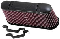 K&N Replacement Filter 2009-2013 Chervolet Corvette ZR1 (6.2L LS9) - E-0786