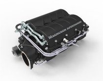 Magnuson TVS2300 Heartbeat Supercharger - 2013-2015 Chevy Camaro SS (6.2L LS3/L99) - Full Kit With Tune - 01-23-62-371-BL