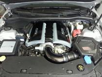 Rotofab Radiator Cover - 2014-2015 Chevy SS Sedan (6.2L V8) - 10164067