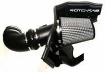Rotofab Cold Air Intake (Dry Filter) For LT4 Supercharger - 2016+ Chevy Camaro SS (6.2L V8) - 10161063