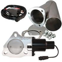 "QTP Round 2.5"" Electric Cutout (Single Cutout Kit) - QTEC25"