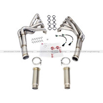 aFe Power PFADT Series Tri-Y Headers & Off Road Connection Pipes - 2010 -2015 Chevy Camaro SS & ZL1 (6.2L V8) - 48-34123-YN