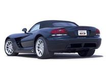 Borla Stainless Steel Cat-Back System, Dodge Viper (2003-2008), 8.3/8.4L - 140048