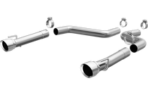Magnaflow Race Series Axleback Exhaust - 2015+ Dodge Charger R/T 392, SRT and Hellcat (6.4L and 6.2L V8) - 19235