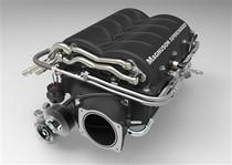 Magnuson Heartbeat Supercharger System  - 2008 - 2013 Chevrolet Corvette C6 LS3 6.2L V8 - 01-23-62-265-BL