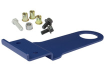 AFE Control PFADT Series Front Tow Hook (Blue) - 2005-2013 Chevy Corvette - 450-401005-L
