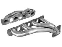 "AFE Twisted Steel 1 3/4"" Twisted Steel Shorty Headers - 2011-2015 Dodge Charger, Challenger, and Chrysler 300C (6.4L Hemi V8) - 48-42002"