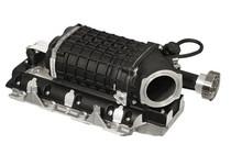 Magnuson Radix Supercharger System - 2006 - 2009 Chevrolet TrailBlazer SS LS2 6.0L V8 - 01-19-60-105-BL