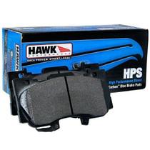 Hawk HPS Brake Pads (Rear Pair)- 2008-2009 Pontiac G8 GT & GXP & 2014 Chevy SS - HB607F.616